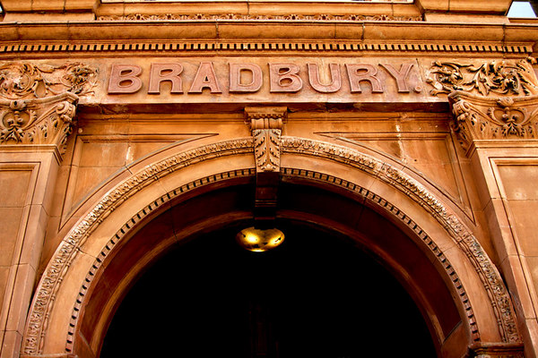 BRADBURY BUILDING, LOS ANGELES,CALIFORNIA