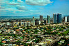 A view of Makati and Fort Bonifacio community.