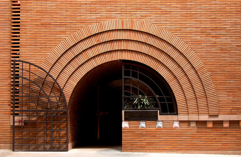 This museum is the only building designed by Frank Lloyd Wright in the City of San Francisco. It is now an art gallery and is open to the public. It is located on Maiden Lane, between Grant Street and Union Plaza.