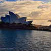 Early morning view of the Sydney Opera House.