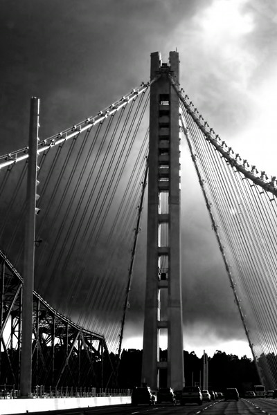 THE NEW SAN FRANCISCO-OAKLAND BAY BRIDGE, EASTERN SPAN