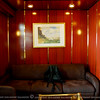 In our cabin the classic suite, we have a small sitting area for friends to gather chat and have a drink. The onboard cuisine is superb with complementary beverages and house wines.  The ship has multi-lingual naturalist guides!