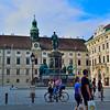 ON THE STREET OF VIENNA